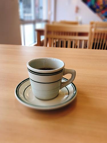 ごのへ郷土館カフェ